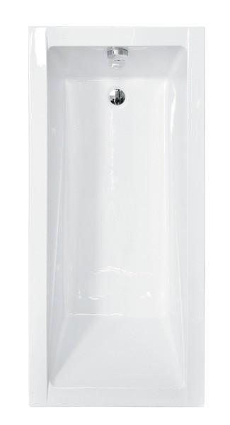 Besco Modern 160x70cm Wanna prostokątna #WAM-160-MO
