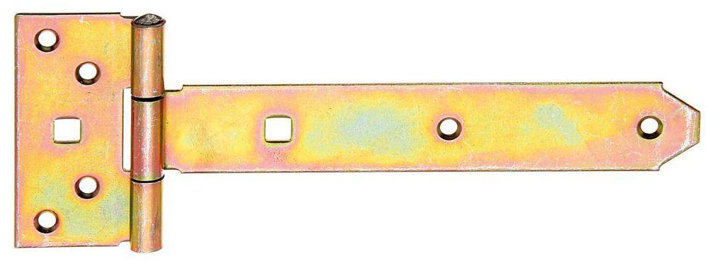 Zawias krzyżowy 200 x 100 mm przykręcany ocynkowany