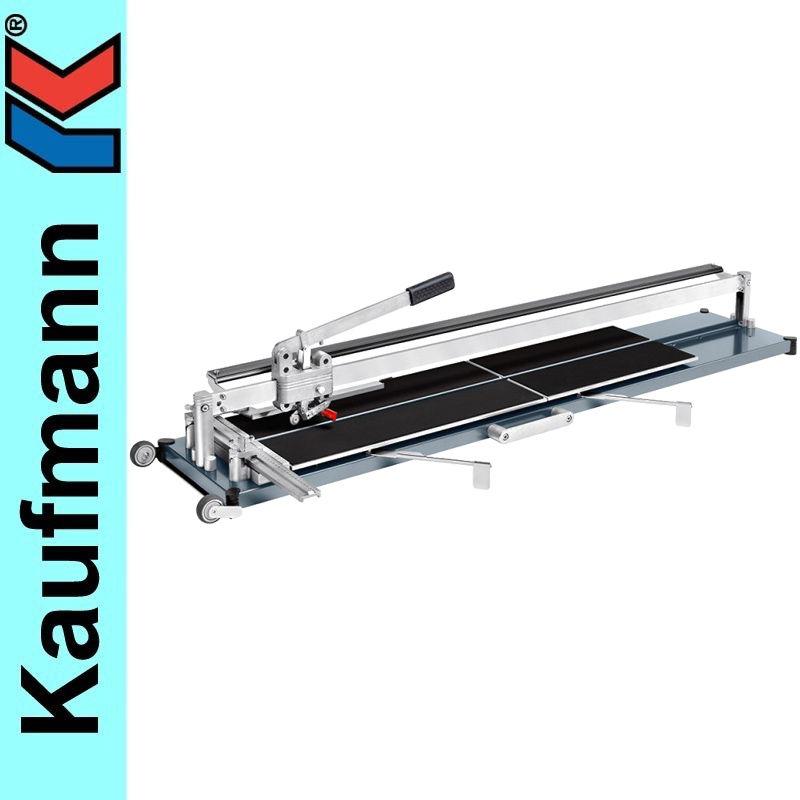KAUFMANN maszynka do glazury TopLine ROCK 1250mm, 2 kątowniki