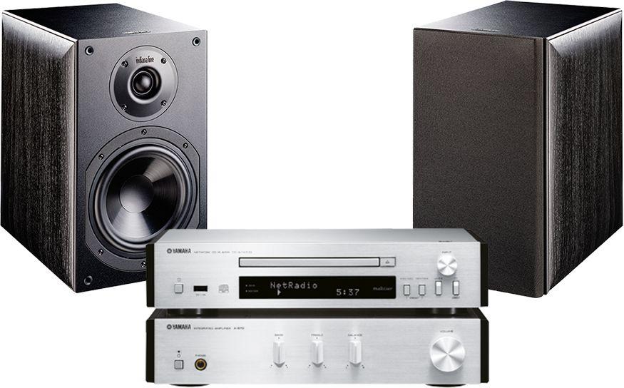 A-670 (srebrny) + CD-NT670 (srebrny) + Nota 260 (czarny)  SALONY FIRMOWE W 12 MIASTACH  25 LAT NA RYNKU  DOSTAWA 0 zł  ODBIÓR OSOBISTY