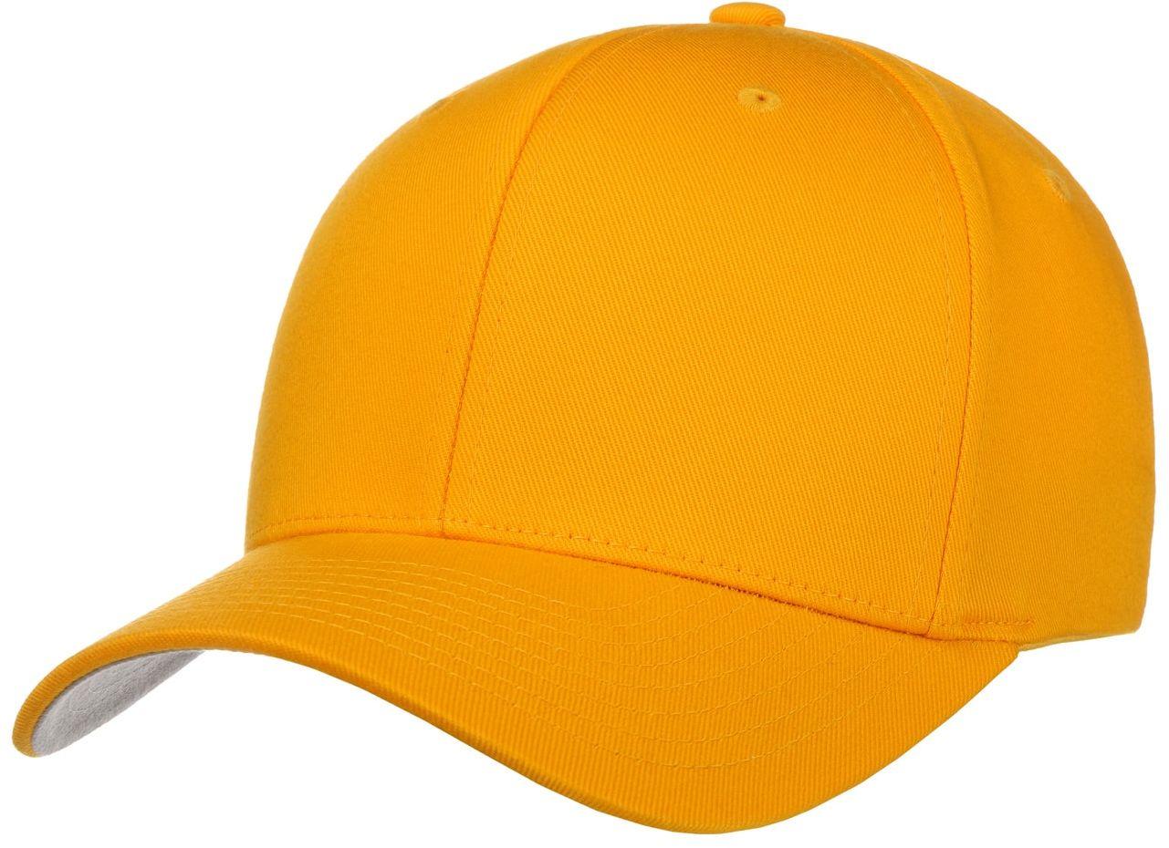 Czapka Spandex Flexfit, żółty, XS/S (53-55 cm)