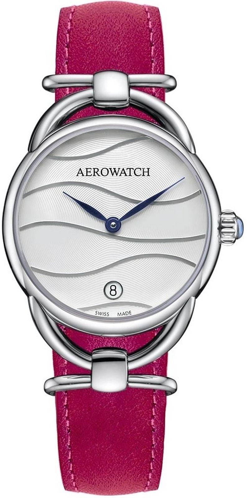 Aerowatch 07977-AA03 > Wysyłka tego samego dnia Grawer 0zł Darmowa dostawa Kurierem/Inpost Darmowy zwrot przez 100 DNI