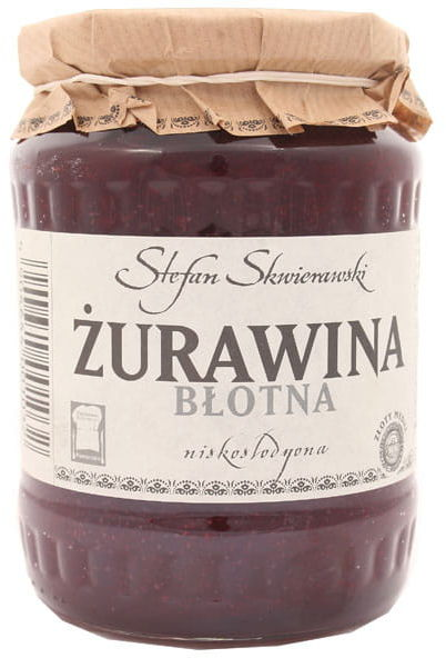 Żurawina błotna - Skwierawski - 720g