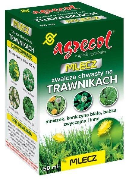 Środek na chwasty Agrecol Mlecz 202 SL 50 ml