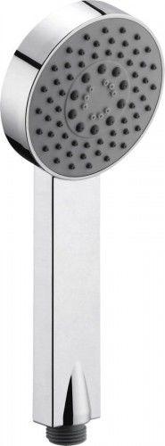 Słuchawka prysznicowa masażowa, 1-funkcja, średnica 86 mm, ABS/chrom