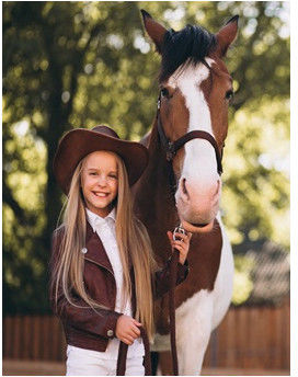 Nauka jazdy konnej dla dzieci  Olsztyn