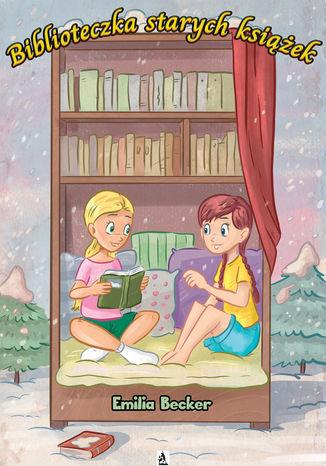 Biblioteczka starych książek - Ebook.