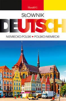 Słownik Deutsch niemiecko-polski polsko-niemiecki ZAKŁADKA DO KSIĄŻEK GRATIS DO KAŻDEGO ZAMÓWIENIA