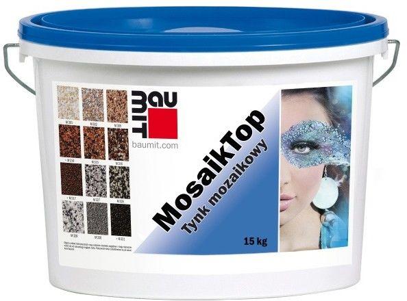 Tynk mozaikowy Baumit MosaikTop 317 15 kg