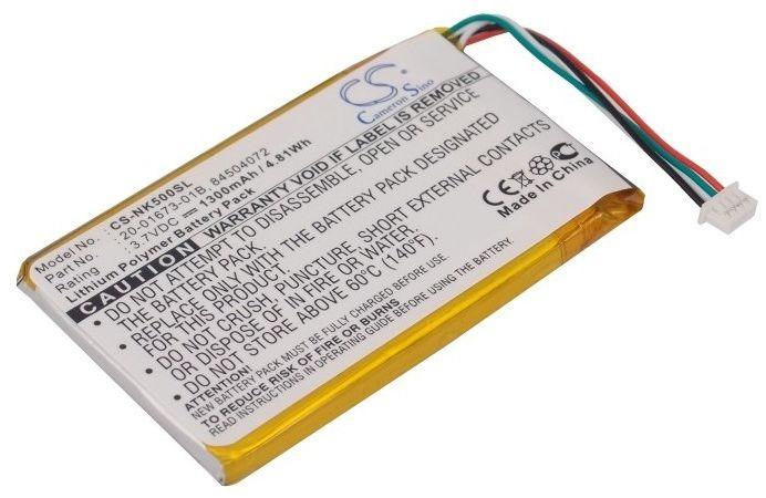 Nokia 500 / 20-01673-01B 1300mAh 4.81Wh Li-Polymer 3.7V (Cameron Sino)