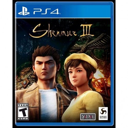 Shenmue III PS 4