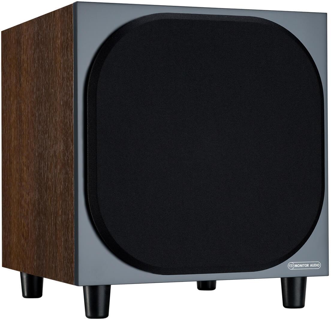 Monitor Audio Bronze 6G W10 Walnut Subwoofer - Raty 0% Dostawa 0zł - Salon Warszawa