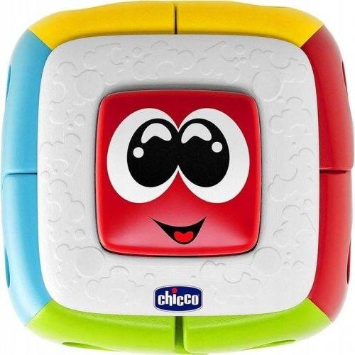 CHICCO Magiczna kostka Rubika edukacyjna 2w1