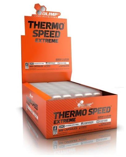 Olimp Thermo Speed Extreme Mega Caps - 30 kaps.