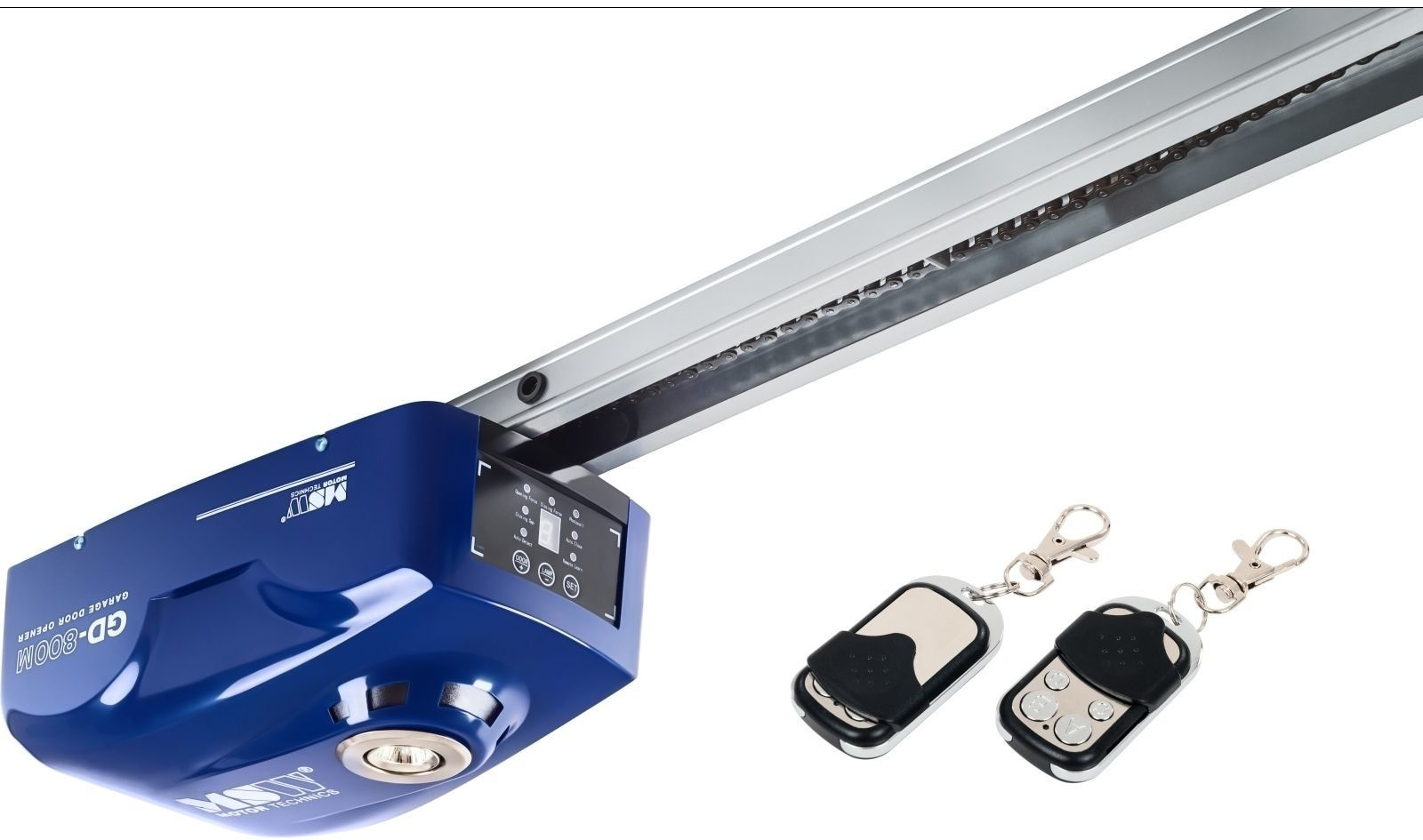 Napęd do bramy garażowej - 800 N - łańcuch - MSW - GD-800M - 3 lata gwarancji/wysyłka w 24h