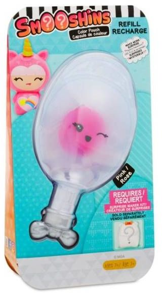 Smooshins Color Pouch Refill Pink - MGA