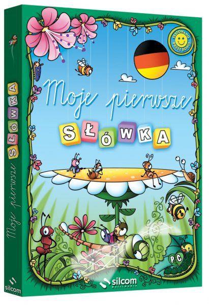 Moje pierwsze słówka niemieckie - multilicencja - licencja elektroniczna