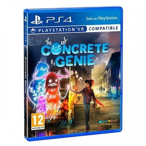 Concrete Genie PS 4