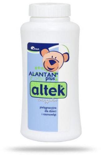 Alantan Plus Altek zasypka dla dzieci 50 g