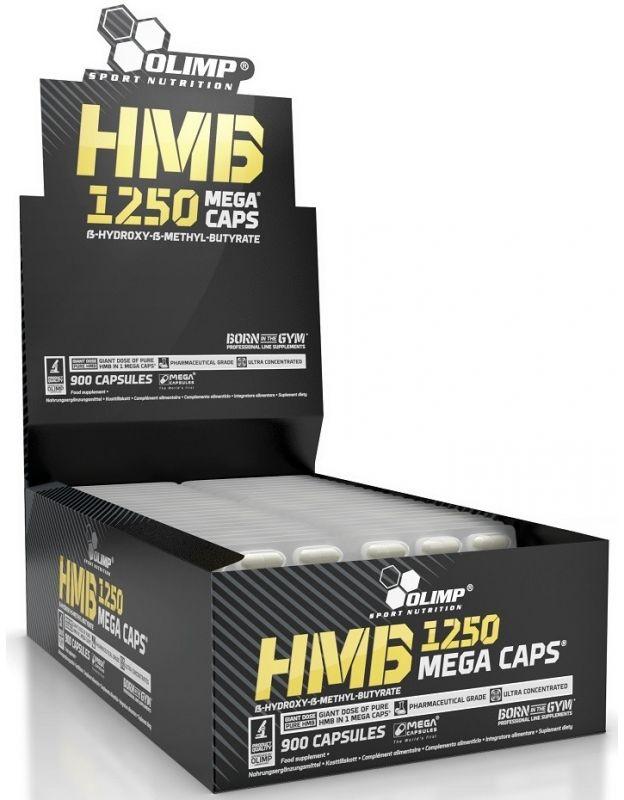 Olimp HMB 1250mg 30caps. blister