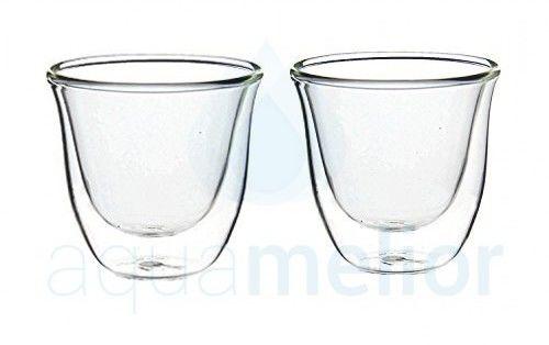 Filter Logic CFL-655B Szklanki termiczne do espresso 70ml 2szt.