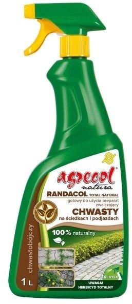 Środek ochrony roślin Agrecol Randacol Total Natural 1 l