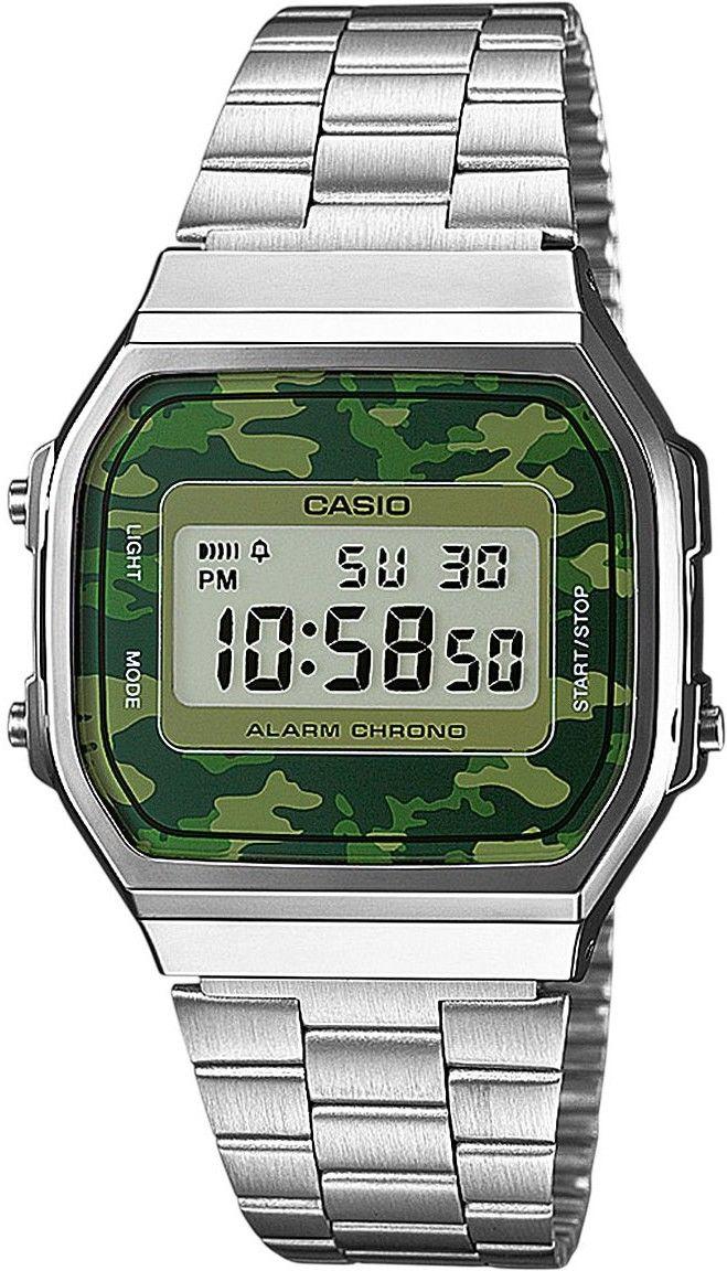 Zegarek Casio A168WEC-3EF - CENA DO NEGOCJACJI - DOSTAWA DHL GRATIS, KUPUJ BEZ RYZYKA - 100 dni na zwrot, możliwość wygrawerowania dowolnego tekstu.