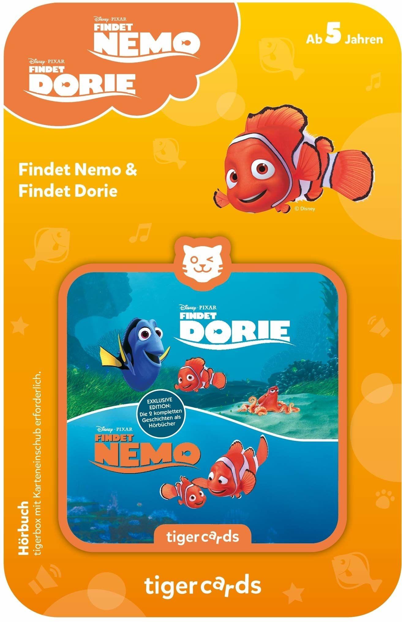 Tigerbox 4181 tigercard Nemo/Findet Dorie