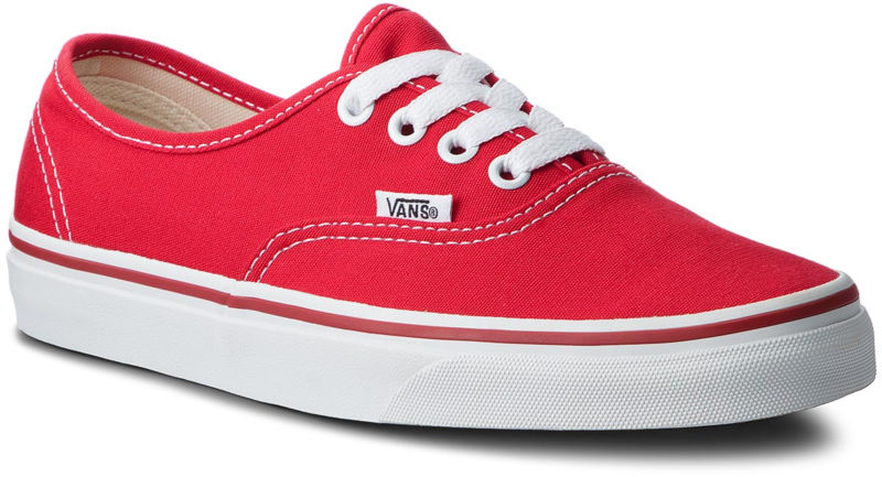 Vans Tenisówki Authentic VN000EE3RED Czerwony