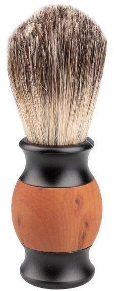 Pędzel do golenia de lux - włosie z borsuka