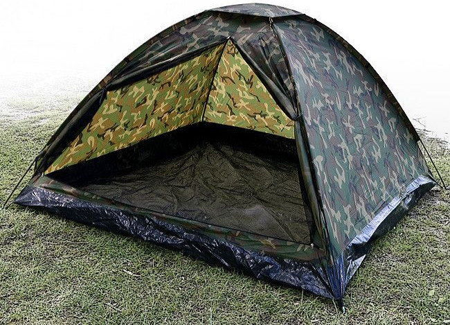 Mil-Tec Namiot 2 Osobowy Iglo Standard Coyote