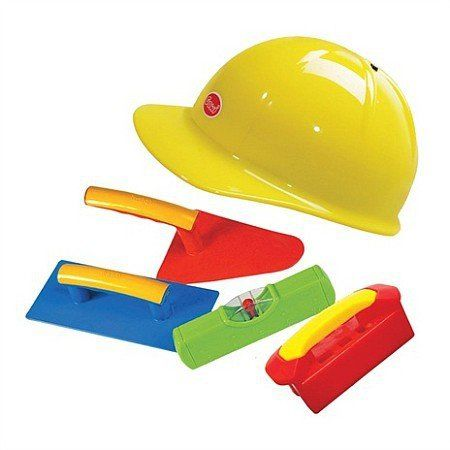 Zestaw narzędzi dla małego murarza, GW55868-Gowi, zabawki dla chłopców