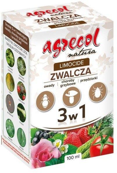 Środek ochrony roślin Agrecol Limocide 100 ml