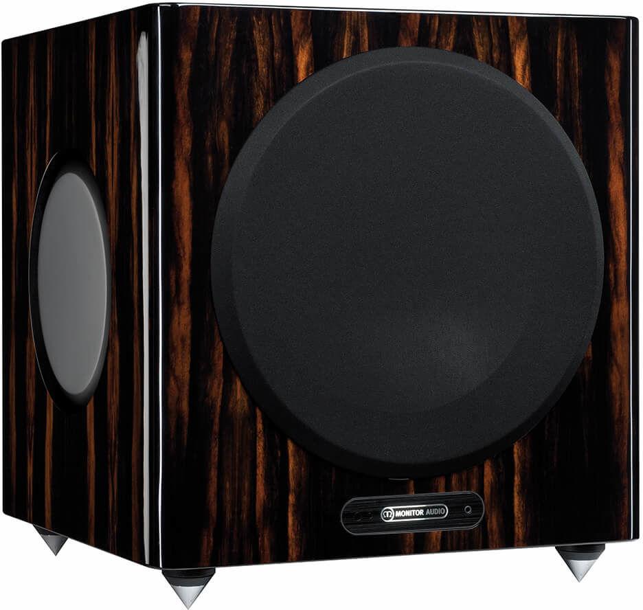 Monitor Audio Gold 5 W12 Ebony - Subwoofer - Raty 0% Dostawa 0zł - Salon Warszawa