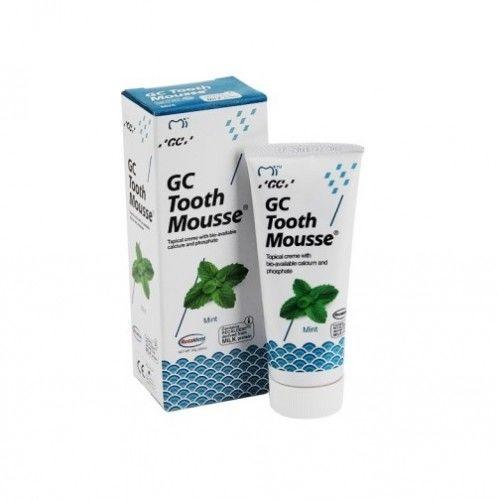 GC Tooth Mousse - Płynne szkliwo bez fluoru o smaku mięty 35 ml