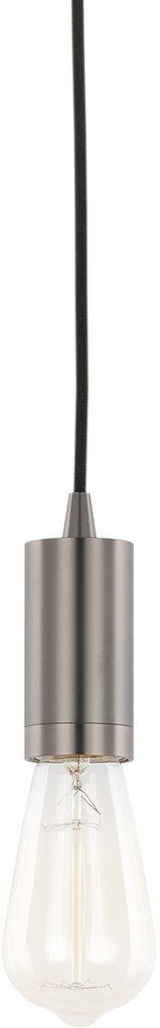 Italux lampa wisząca Moderna DS-M-038 MATT BLACK E27