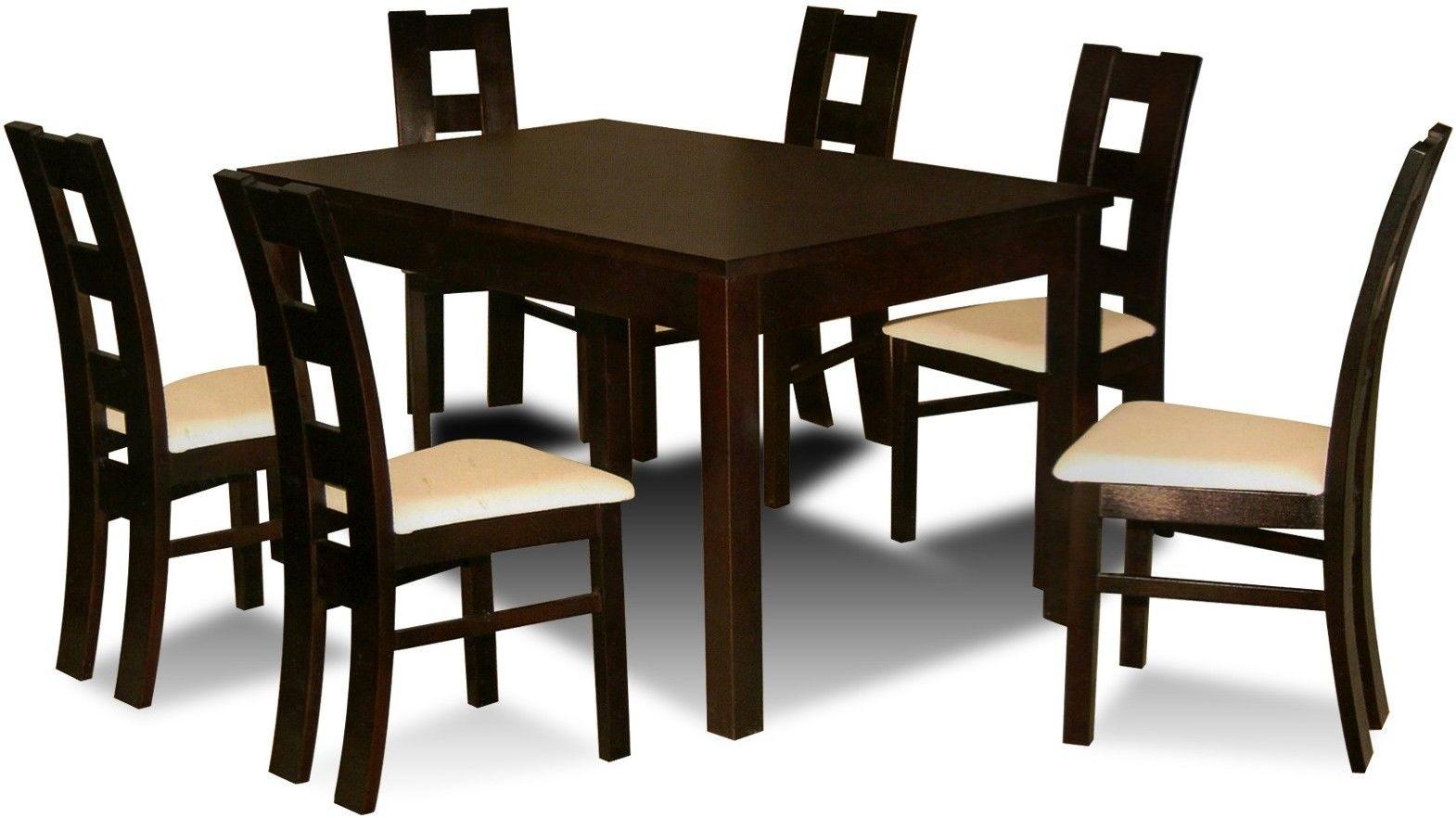 Zestaw Z6 - stół i krzesła