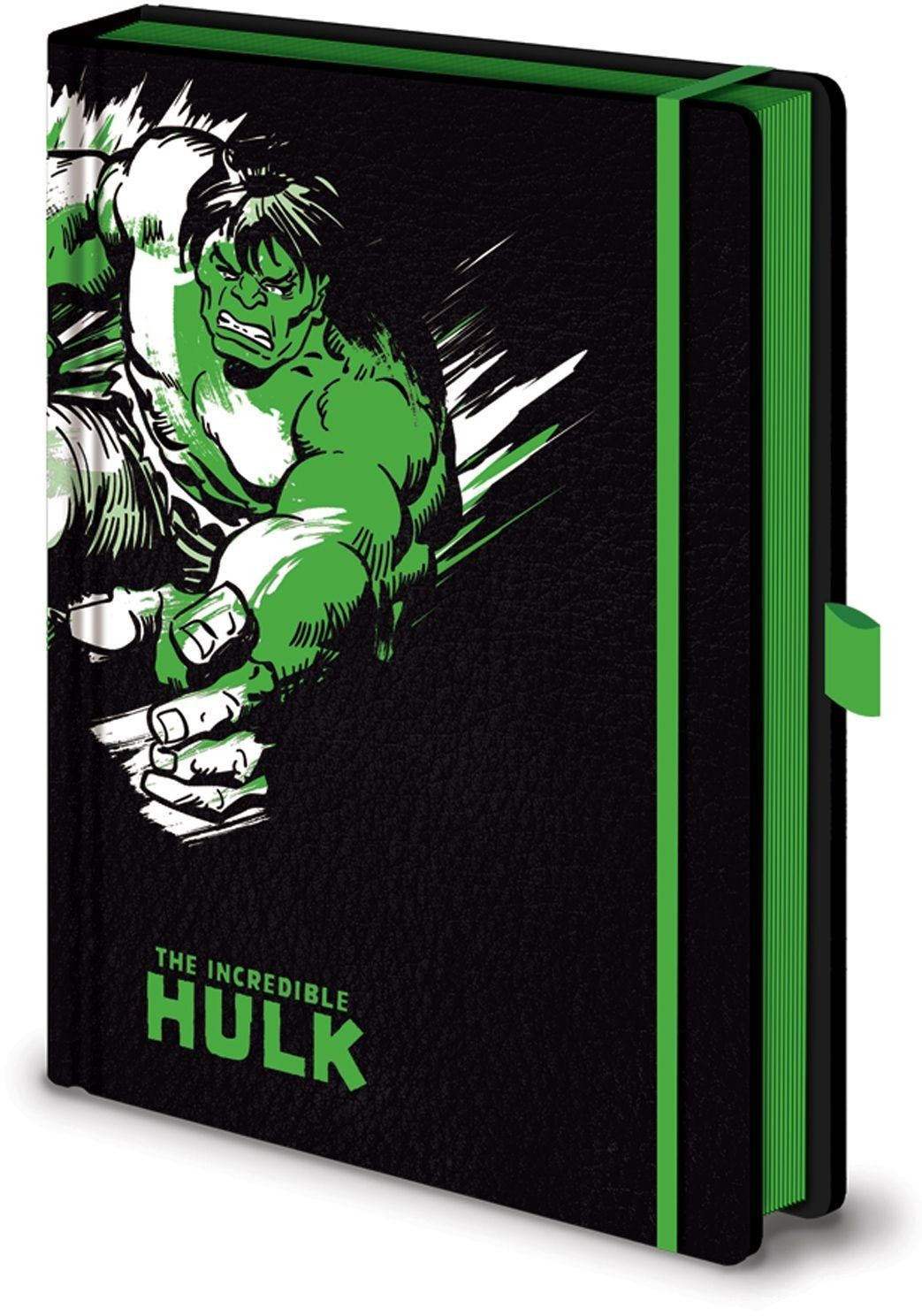 Marvel retro hulk - notes