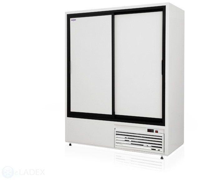 Szafa chłodnicza zapleczowa SCh-ZR 1600 RAPA z drzwiami przesuwnymi - 1600 mm