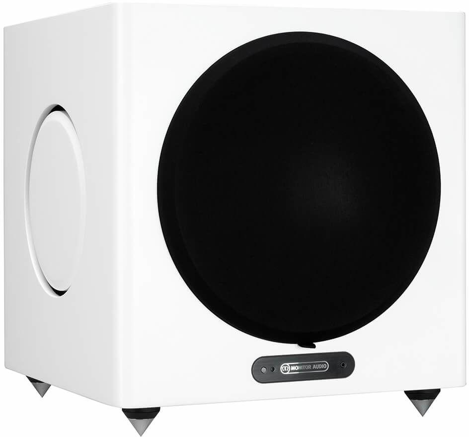Monitor Audio Gold 5 W12 Biały - Subwoofer - Raty 0% Dostawa 0zł - Salon Warszawa