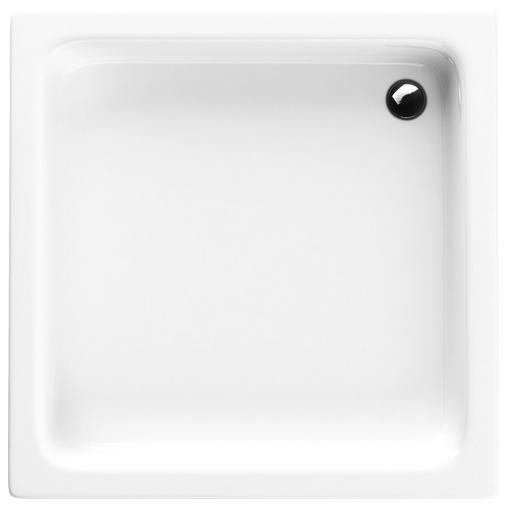 Schedpol Brodzik kwadratowy Zefir 80x80x12cm 3.211