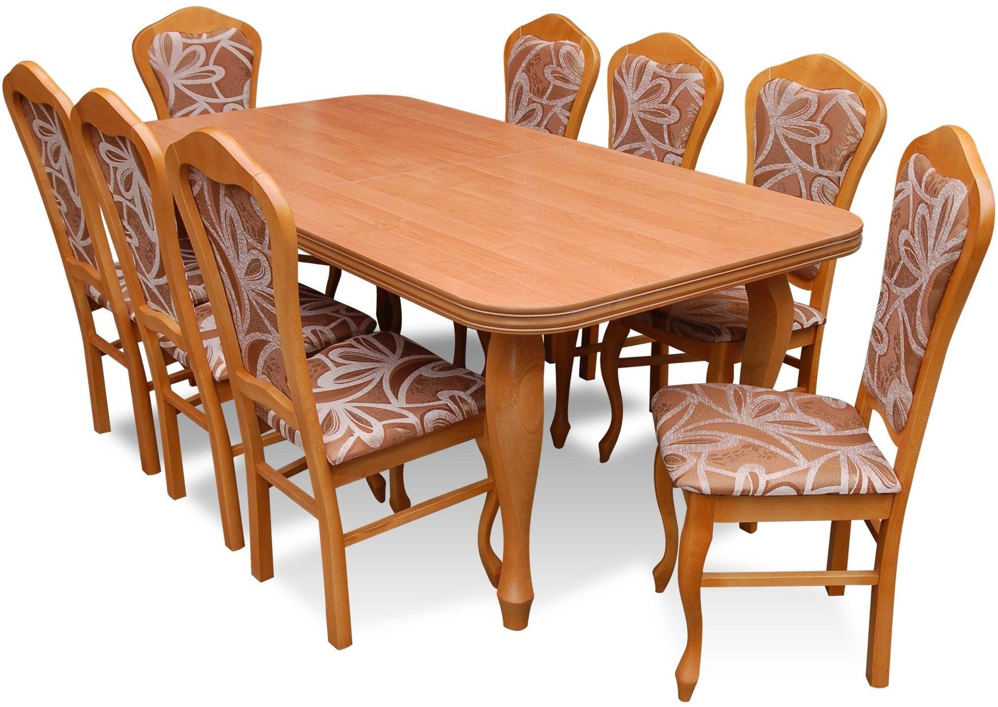 Zestaw Z18 - stół i krzesła
