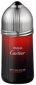 Cartier Pasha de Cartier Edition Noire Sport woda toaletowa dla mężczyzn 50 ml