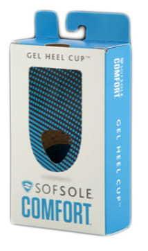 Podpiętki żelowe Sof Sole Gel Heel Cup
