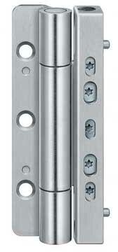 Zawias do drzwi PVC Siku RB 5020 MSTS - stal szlachetna