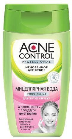 Woda micelarna do twarzy nawilżająca 150 ml Acne Control