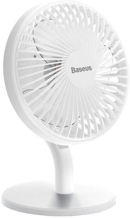 Wentylator biurkowy Baseus Ocean (biały)