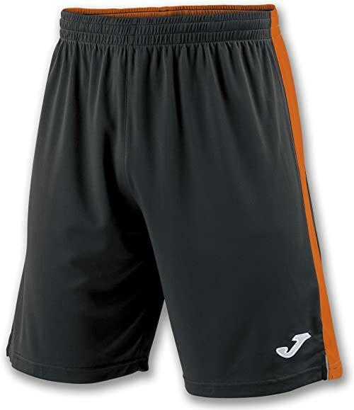 Joma Tokio II męskie spodnie, zestaw wielokolorowa Mehrfarbig (Schwarz/Orange) 4XS-3XS