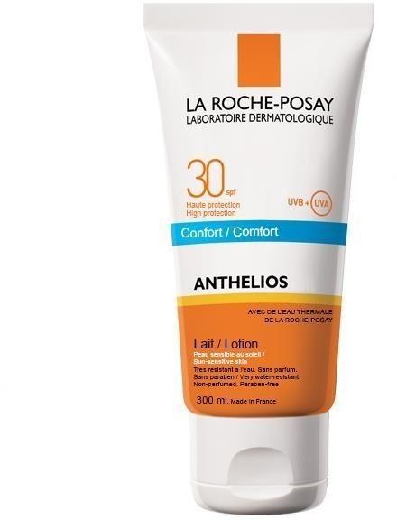 La Roche-Posay Anthelios komfortowe mleczko SPF 30 nieperfumowany 250 ml