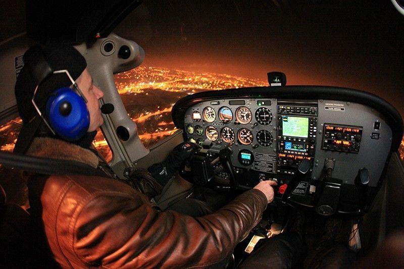 Lot zapoznawczy samolotem - Częstochowa 10 minut